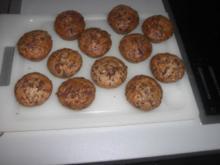 Mohn - Apfel - Muffins - Rezept