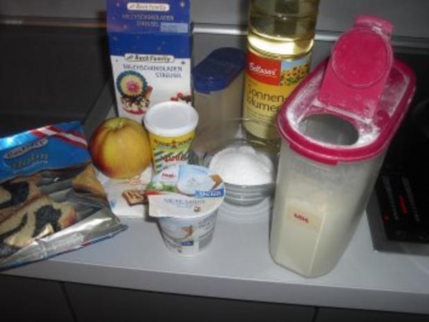 Mohn - Apfel - Muffins - Rezept - Bild Nr. 5