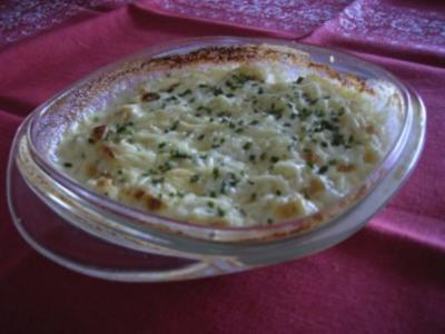 Gnocchi gratiniert - Rezept
