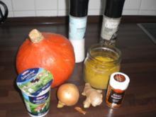 Kürbissuppe die 452ste - Rezept