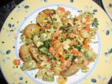 Kartoffel-Brokkoli-Pfännchen - Rezept