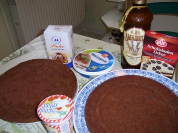 Amarula Torte - Rezept - Bild Nr. 2