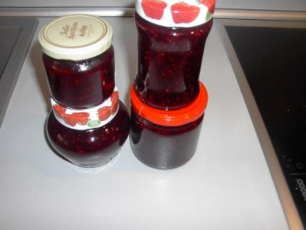 Drei - Frucht - Marmelade - Rezept