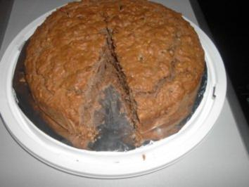 Rezept: Rosinen - Mandel - Kuchen