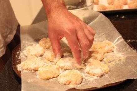 Chicken Nuggets so gut wie das Orginal - Rezept