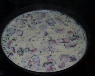 Leckere Käsesoße für Nudeln - Rezept
