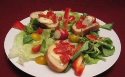 Rezept: Bunter Salat