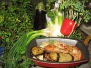 pikanktes Reisgericht mit Hähnchenkeule - Rezept