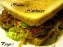 Bianca´s Hamburger - Rezept