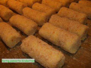 Kartoffel:    KROKETTEN - Rezept - Bild Nr. 8