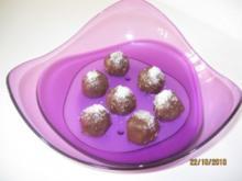 "Schoko - Kokos - Pralinen ""Meuterei - auf - der - Bounty"" - Rezept"