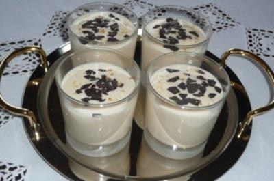 Rezept: Dessert: Zitronen - Quarkcreme