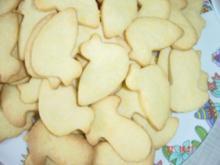 Buttergebäck (Ausstecherle) - Rezept