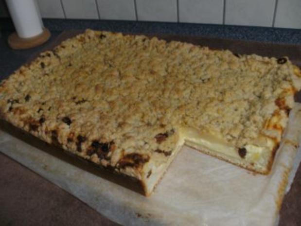 Apfel Quarkkuchen Mit Streusel Rezept Kochbar De
