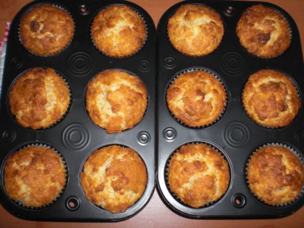 Macadamia-Muffins mit weißer Schokolade - Rezept - Bild Nr. 14