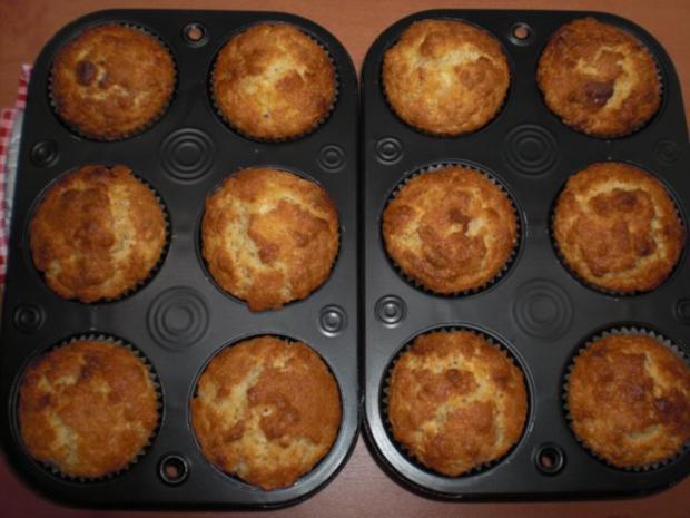 Macadamia-Muffins mit weißer Schokolade - Rezept - Bild Nr. 13