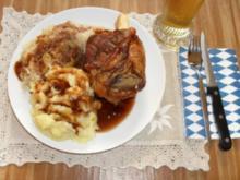 Schweinshaxe - Rezept