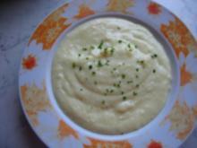 Kartoffel-Blumenkohl-Cremesuppe - Rezept