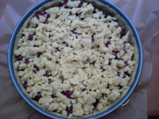 Kirschstreuselkuchen - Rezept - Bild Nr. 14