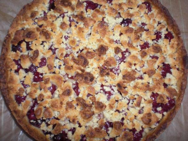 Kirschstreuselkuchen - Rezept - Bild Nr. 17