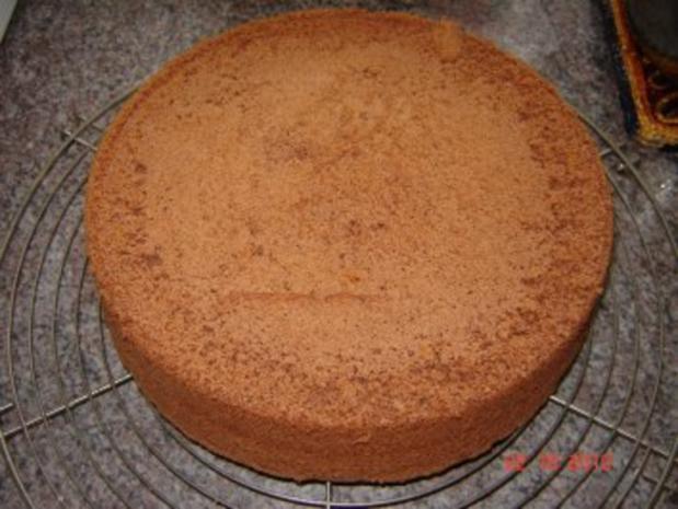 Kuchen + Torten : Pfefferminztorte - Rezept - Bild Nr. 4