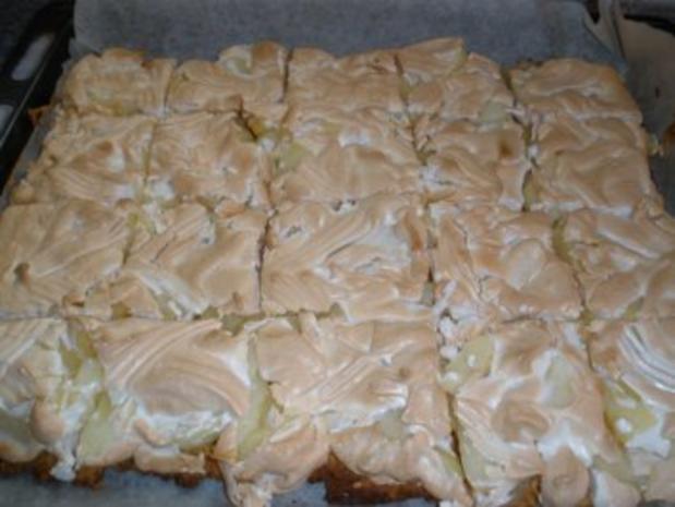 Apfelkuchen mit Haube - Rezept - Bild Nr. 7