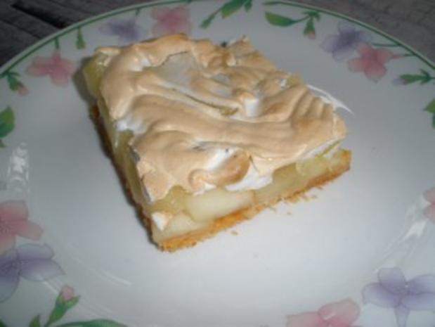 Apfelkuchen mit Haube - Rezept - Bild Nr. 8