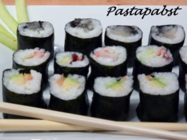 Maki Sushi - Rezept