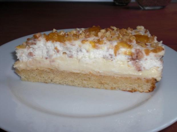 Aprikosen-Giotto-Torte - Rezept
