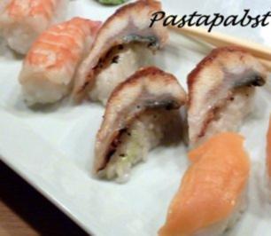 Nigiri Sushi - Rezept