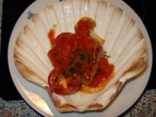 Filet an Tomatensugo - Rezept