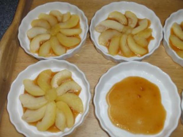Dessert: Kleiner Apfelkuchen........ - Rezept - Bild Nr. 2