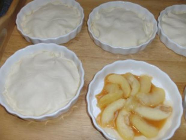 Dessert: Kleiner Apfelkuchen........ - Rezept - Bild Nr. 3
