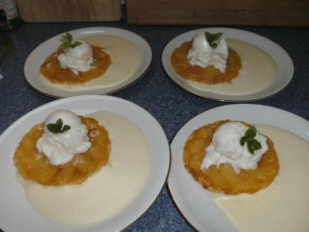 Dessert: Kleiner Apfelkuchen........ - Rezept - Bild Nr. 4