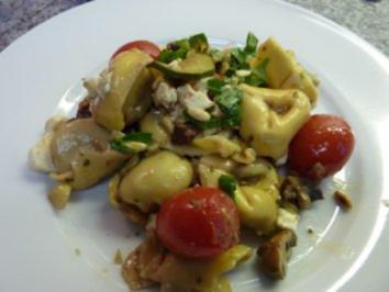 Italienischer Tortellini-Salat - Rezept