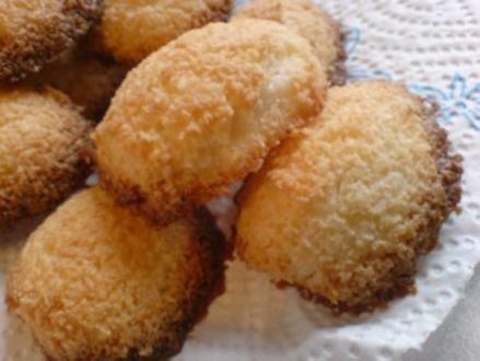 Kokosmakronen - Rezept