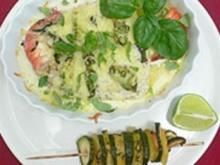 Überbackenes Zanderfilet mit Avocados - Rezept - Bild Nr. 9