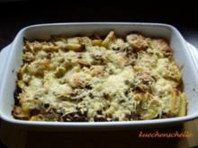 Kartoffel-Sellerie-Auflauf - Rezept