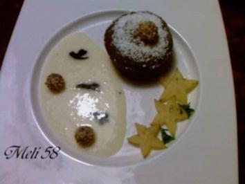 Desserts: Giotto-Soufflé - Rezept
