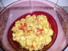 Kartoffelsalat Aglio Olio & Peperoncino - Rezept