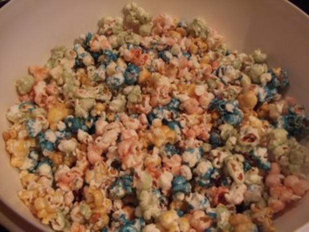 Halloween Popcorn bunt - Rezept - Bild Nr. 4