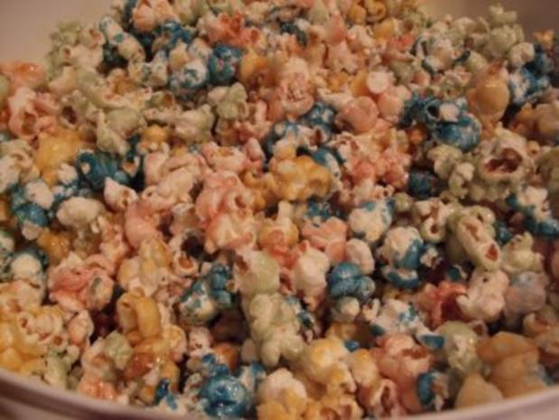 Halloween Popcorn bunt - Rezept - Bild Nr. 5