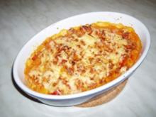 Gyros in Metaxa-Sauce - Rezept
