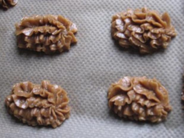 Weihnachtsbäckerei - Pistazien-Schoko-Stangen - Rezept - Bild Nr. 3