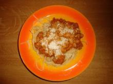 Spaghetti Bolognese Super Lecker - Rezept