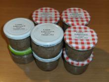 Wursten: Lamm - Leberwurst - Variante 1 - Rezept