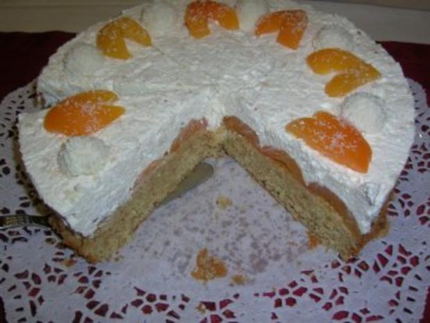 Raffael-Torte - und Stani hats wieder getan - ER hat gebacken und dazu eine leckere Torte - Rezept - Bild Nr. 2