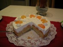 Raffael-Torte - und Stani hats wieder getan - ER hat gebacken und dazu eine leckere Torte - Rezept