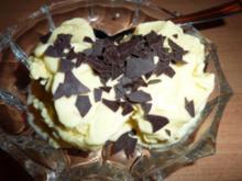 Dessert: Mangoeis - Rezept