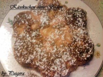 Gestürzter Käsekuchen mit Mandarinen - Rezept